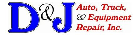 D & J Auto Truck and Equipment Repair Inc